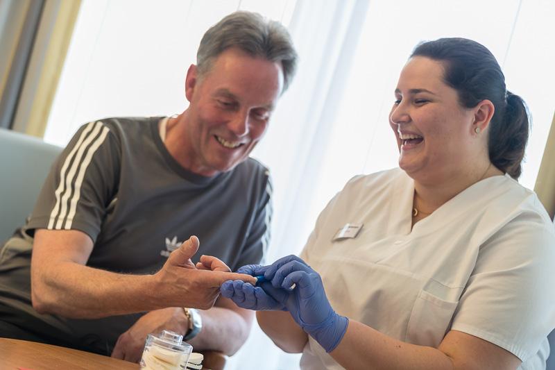 Pflegefachkraft (m/w/d) für Nacht- oder Wochenenddienste im Rahmen einer Klinikerweiterung