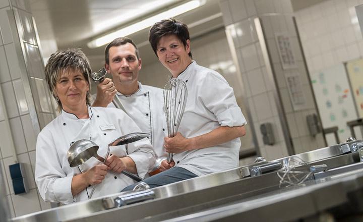 Servicekraft (m/w/d) Cafeteria und Küche