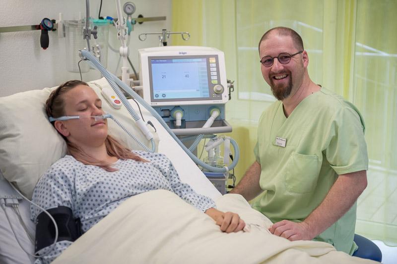 Gesundheits- und Krankenpfleger (m/w/d) in der neurologischen Frührehabilitation